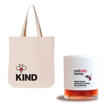 Red Belly Honey with Gift Bag