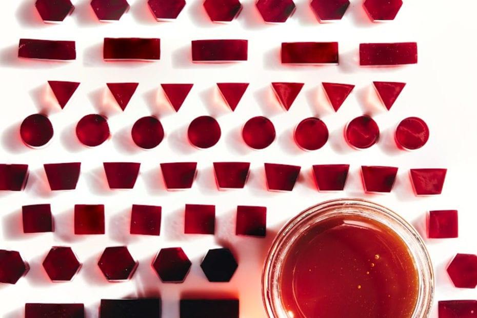 Red Belly Honey CBD Gummies by Chef Derek Simcik