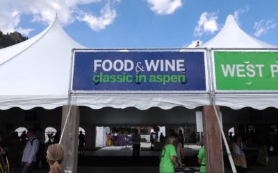Red Belly Honey at Food & Wine Aspen Classic 2021